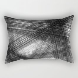Exhausted society Rectangular Pillow