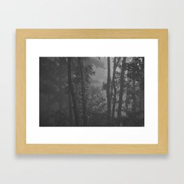 Still Here Framed Art Print