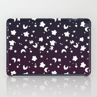 starry night iPad Cases featuring Starry Night by Oh Monday