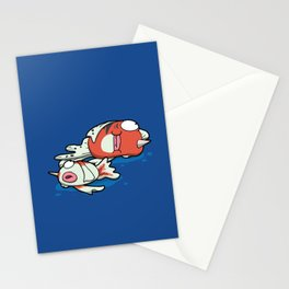 Pokémon - Number 118 and 119 Stationery Cards