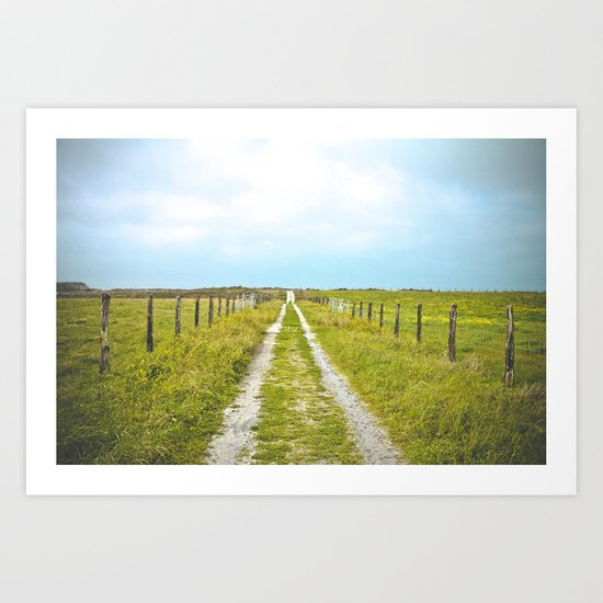 Endless Art Print