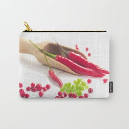 Hot chili and hot pepper Carry-All Pouch