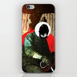 Wait, What Time Is It? iPhone Skin