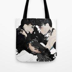 QUARREL Tote Bag