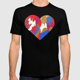 Drippy Heart T-shirt