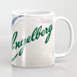 Vintage Engelberg Switzerland Travel Coffee Mug