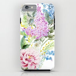 Floral Fields iPhone Case