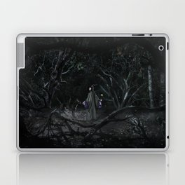 The Wolf and the Fairy by The Labs & Co. Laptop & iPad Skin