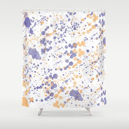 Floating In The Balance Shower Curtain