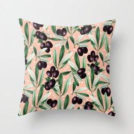 Sour Grapes | Throw Pillow