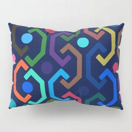 Ethnic Pattern (by night) Pillow Sham