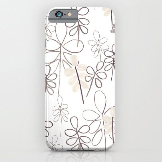 Spring leaves iPhone & iPod Case
