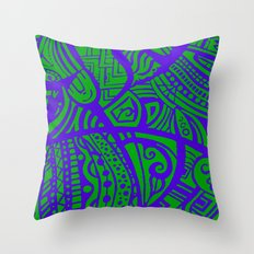 Abstractish 2  Throw Pillow