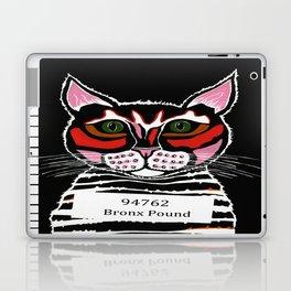 Cat Mug Shot Laptop & iPad Skin