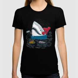 Great White North Shark T-shirt
