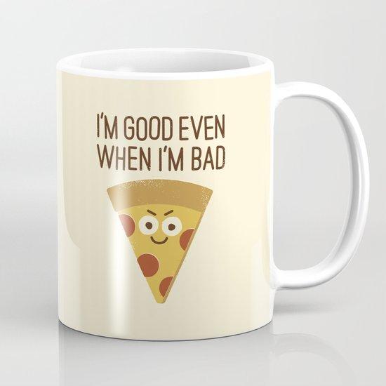 Mozzarelativity Mug