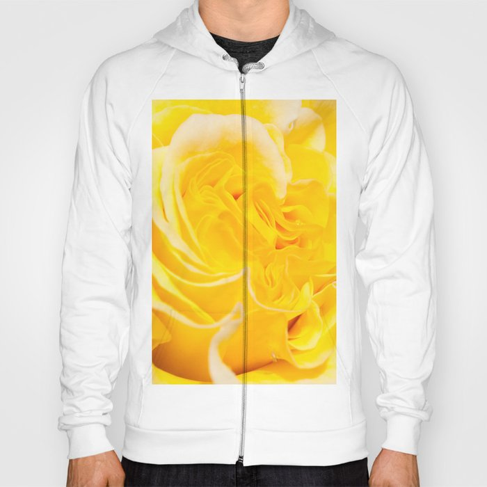 A Touch of Yellow #Rose #1 #art #society6 Hoody