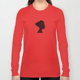 silhouette - scattered dreams Long Sleeve T-shirt