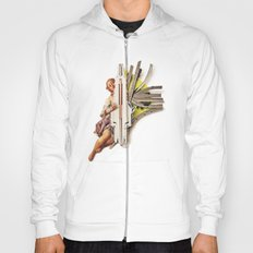 Sparklette | Collage Hoody