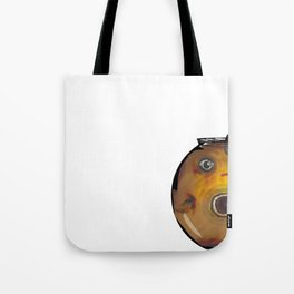 Fat Fish, Little Bowl Tote Bag