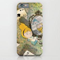 falling down Slim Case iPhone 6s