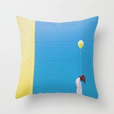 Colour game Throw Pillow