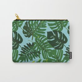 Monster Leaves Carry-All Pouch