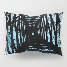 Caged up to heaven Pillow Sham