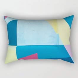 Colour Me Block Rectangular Pillow