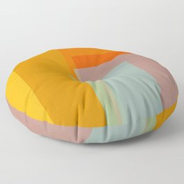 Glass Floor Pillow
