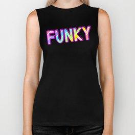 Funky I Biker Tank