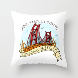 What did you expect? Throw Pillow