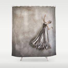La Valse Shower Curtain