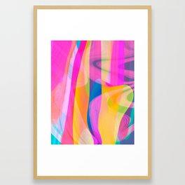 Digital Abstract #4 Framed Art Print