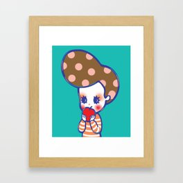 Cozy Afternoon Framed Art Print
