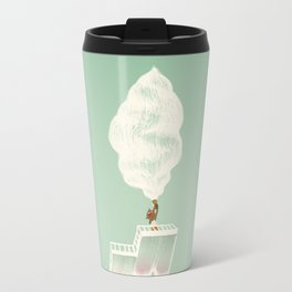 summer happiness Travel Mug