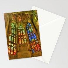 Sagrada Família, Barcelona, Spain Stationery Cards