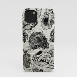 Bones and Co iPhone Case