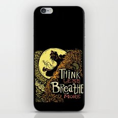 Lion's Breath iPhone Skin