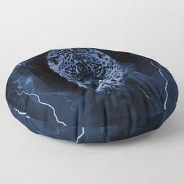JAGUAR LORD Floor Pillow