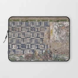 Old Greece House Laptop Sleeve