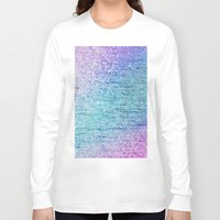 river Long Sleeve T-shirts featuring River by Kaserina