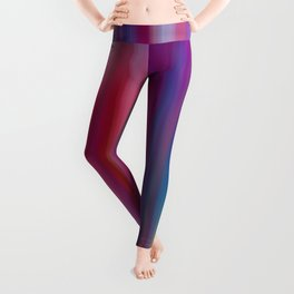 Color Streaks No 15 Leggings