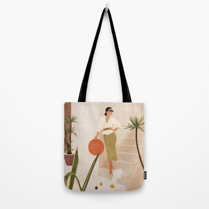 Wonders of the New Day Tote Bag