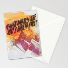 HEAVEN & HELL 2 Stationery Cards