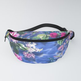 Bouquets with roses 4 Fanny Pack