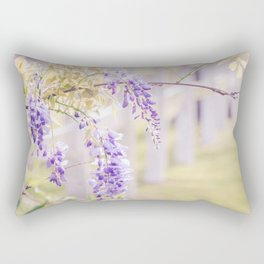 Wisteria 2 Rectangular Pillow