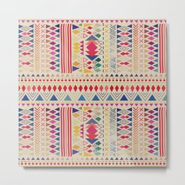 Anthea Aztec  Metal Print