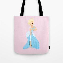 Cinderella - princess Tote Bag