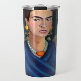 Frida et sa nature vivante Travel Mug
